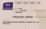 auditeur ICA énergie Frédéric Girod